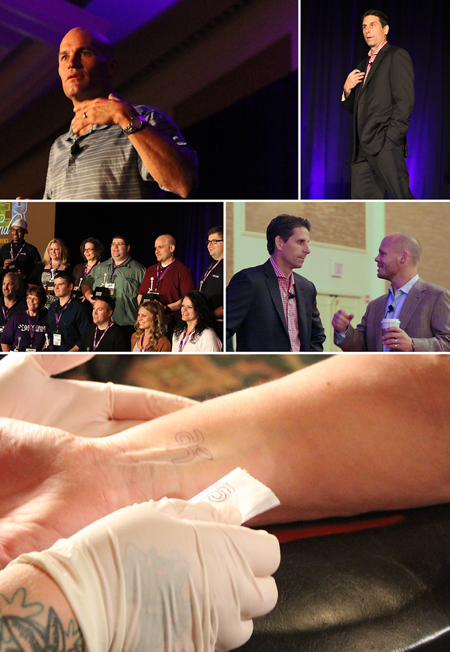 anytime fitness annual conference 2011