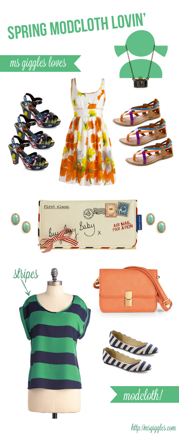 Spring Modcloth Lovin'