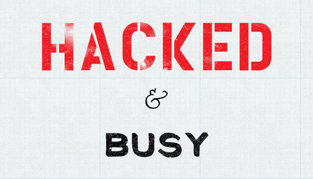 hacked-busy